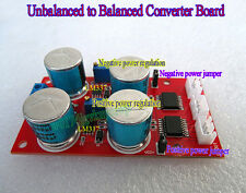 DRV134 Unbalanced to Balanced Converter Board Match Differential Input Amplifier