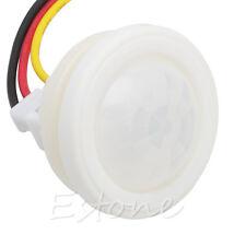 360 Degree AC 220V Infrared PIR Motion Sensor Switch For Light 100W Max