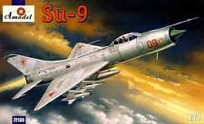 SUKHOI Su 9 FISHPOT - COLD WAR ERA INTERCEPTOR  (SOVIET AF MARKINGS) 1/72 AMODEL