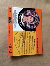 Patrick Roy VINTAGE HAND SIGNED 1990ProSet Card With COA RARE