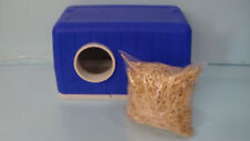 FERAL CAT POD BLUE OUTDOOR CAT HOUSE, SHELTER, BED