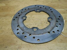 H77 Honda Silver Wing FSC 600 2005 Rear Brake Rotor Disc