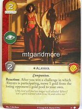 A Game of Thrones 2.0 LCG - #013 alayaya-Lions of Castel Granito