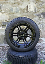 Golf Cart Wheel and DOT tire Combo  12'' wheel  Club Car, EZ-GO and Yamaha