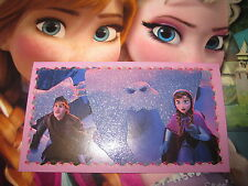 PANINI DISNEY FROZEN LA REINE DES NEIGES AUTOCOLLANT STICKER N° 134 BRILLANT