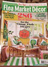 Flea Market Decor Magazine March/April 2016 Free Shipping