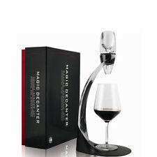 Red Wine Aerator Filter Magic Decanter Essential Wine Quick Aerator Stand 1 Set