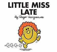 Little Miss Late (Mr. Men and Little Miss)-ExLibrary