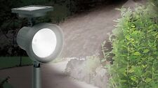 Premium Solar Spot Light Lawn Garden Landscape Outdoor Path Spotlight w SMD LED