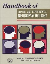 Handbook Of Clinical And Experimental Neuropsychology-ExLibrary