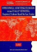 International Accounting Standard VS. US GAAP Reporting: Empirical Evidence Bas