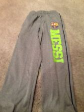FC Barcelona Messi Youth Size 7 Polyester Athletic Pants. Brand New.