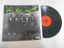 LP Pop Fez - Fez The Night (8 Song) POLYDOR GERMANY Austropop