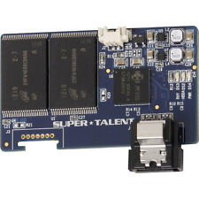 SuperTalent 7-pin 64GB R/Side SATA Flash Disk Module (SM64N857R)