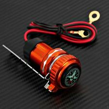 Motorcycle USB Phone Charger for Ducati Monster Buell Lightning Firebolt KTM