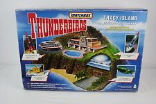 Matchbox Thunderbirds Tracy Island 1992 Good Condition