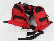 "NEW Red SUMMIT EQUIPMENT ""The Makalu"" Leg Pack Bag System Search & Rescue"