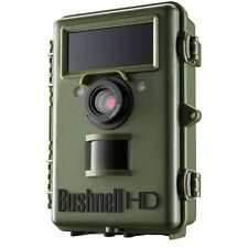 New Bushnell 14MP Natureview HD Trail Cam Camera Green w/Liveview Box IR 119740