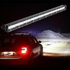 19 Inch 54W LED Spot Working Light Bar Lamp OffRoad Driving Truck SUV Jeep