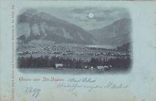 AUSTRIA - Aussee - Gruss aus Alt - 1899