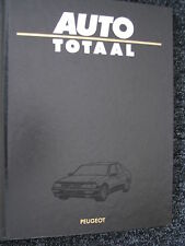 Auto Totaal, Peugeot (NAG-PAC) (Nederlands) no dust cover