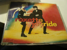 RAR MAXI CD. ROXETTE. JOYRIDE. 4 TRACKS