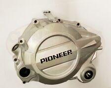 125cc Right Engine Casing Silver 156FMI 157FMI for Pioneer Nevada 125 XF125L-4B