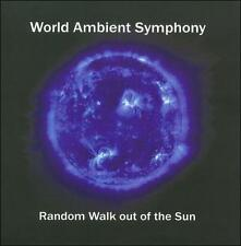 World Ambient Symphony-Random Walk Out Of The Sun  CD NEW