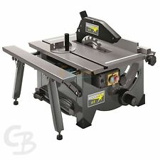 SCHEPPACH WOODSTER TABLE SAW ST 8 WITH PULL-OUT EXTENDING TABLE