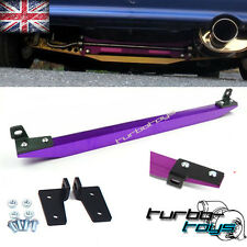 PURPLE ALLOY LOWER TIE BAR fit HONDA CIVIC EP2 EP3 INTEGRA DC5 EM2 TYPE R BEAKS