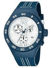 Reebok Icon Rush Chrono Men's Sport Watch Midnight Blue/White RC-IRU-G6-PLIL-WL