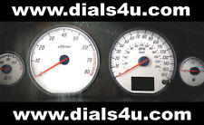 VAUXHALL VECTRA C (2002-2008) - 160mph (Petrol or Diesel) - WHITE DIAL KIT