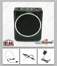 Costume VoiceBooster Voice Amplifier 12W MR1700 (Aker) Mp3 player FM Radio Vader