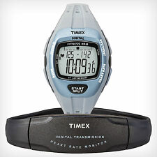 Timex Zone Trainer T5J983 Watch Heart Rate Monitor HRM New in Box Mens Womens