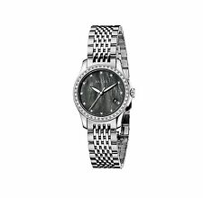 GUCCI G-TIMELESS 42 diamante Donna Watch ya126509-RRP £ 1695-NUOVO