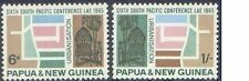Papua New Guinea 1965 SOUTH PACIFIC CONFERENCE (2) Very Fine Used SG77-8
