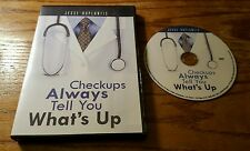 Checkups Always Tell You What's Up (DVD) Jesse Duplantis Ministries Christian
