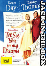 I'll See You In My Dreams DVD NEW, FREE POSTAGE WITHIN AUSTRALIA REGION ALL