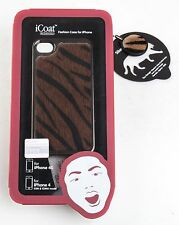 Ozaki iCoat No Extinction - Fashion Case for iPhone 4 / 4S Schutzhülle