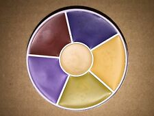 Professional 6 Colour Bruise Wheel Creme Make Up (Stage / Film / Halloween)