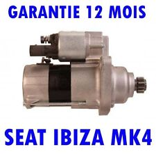 SEAT IBIZA MK4 MK5 1.9 2.0 TDI 2004 2005   2014 REMANUFACTURED DEMARREUR MOTEUR