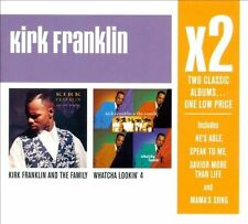 X2: Kirk Franklin & The Family / Whatcha Lookin 4, New Music