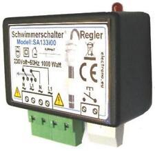 Schwimmer-Regler 230Volt~ Ein/Aus Modul  SA133i00 für 2pol. Schwimmerschalter®