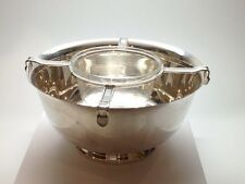 Tiffany & Co. Made For Cuvée Dom Perignon Sterling Silver Caviar Bowl Set