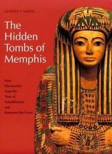 Hidden Tombs of Memphis: New Discoveries from the Time of Tutankhamun -ExLibrary