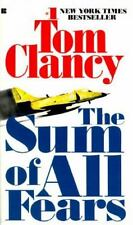 The Sum of All Fears by Tom Clancy (1992, Paperback)