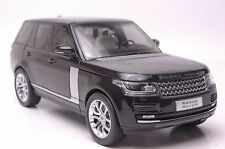 Land Rover Range Rover SUV model in scale 1:18
