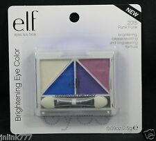 New E.L.F. Elf Brightening Quad Eye Color/Eyeshadow-2015 Punk Funk