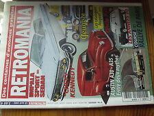 µ? Revue Retromania n°93 Impala sport Austin A30 Catalogue Peugeot Rallye Paris