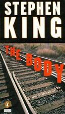 The Body by Stephen King (1999 Unabridged Audio Book on 4 Cassettes) HH650